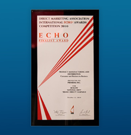 Echo Finalist Award